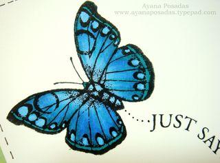 Copic Butterflies (6)